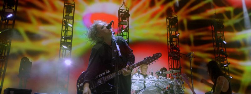 The Cure Anniversary 1978-2018