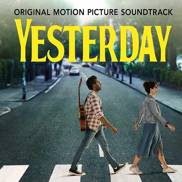 banda sonora yesterday