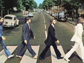 "The Beatles reeditan ""Abbey Road"""