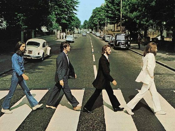 The Beatles edición especial de Abbey Road