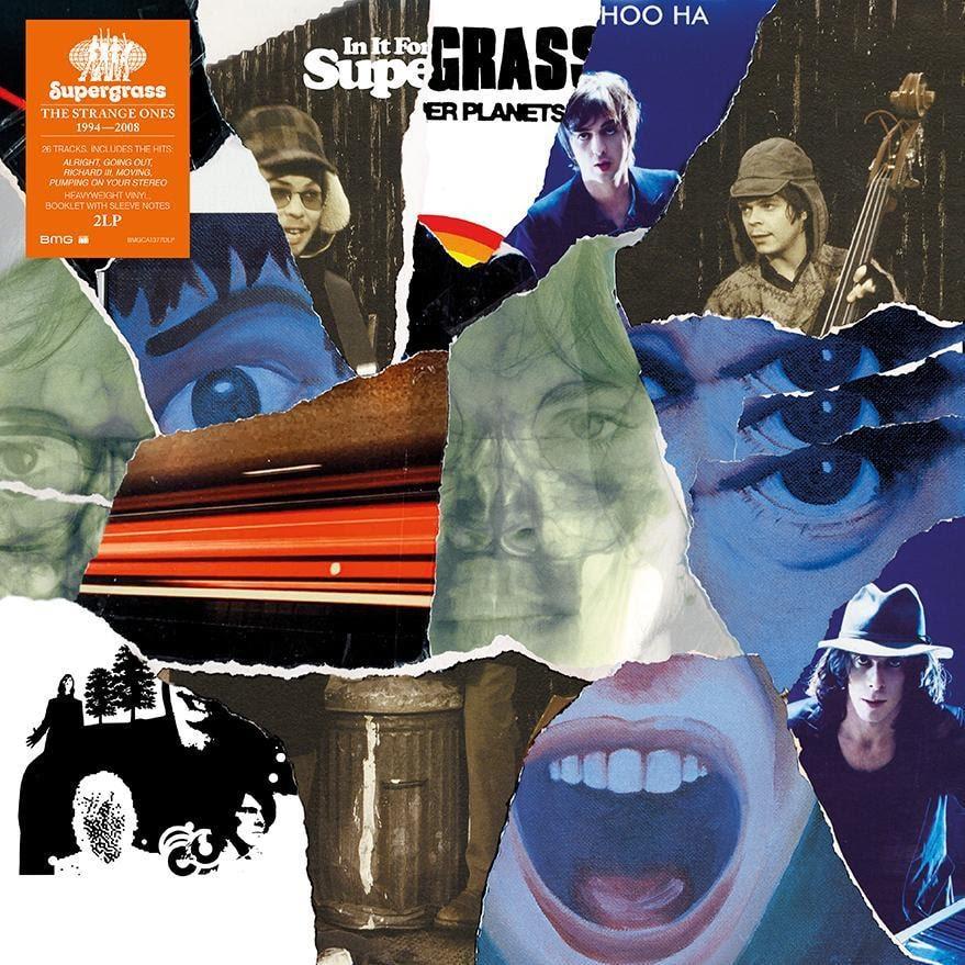 Supergrass regresan por el 25 aniversario de su álbum debut