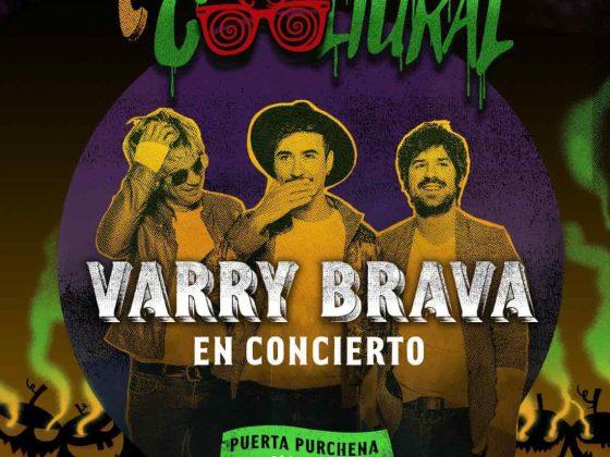 Cooltural Fest arranca con concierto de Varry Brava y confirmaciones