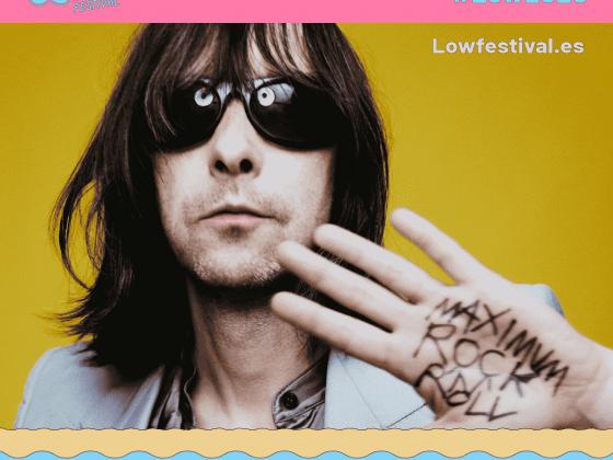 Primal Scream y White Lies al Low Festival