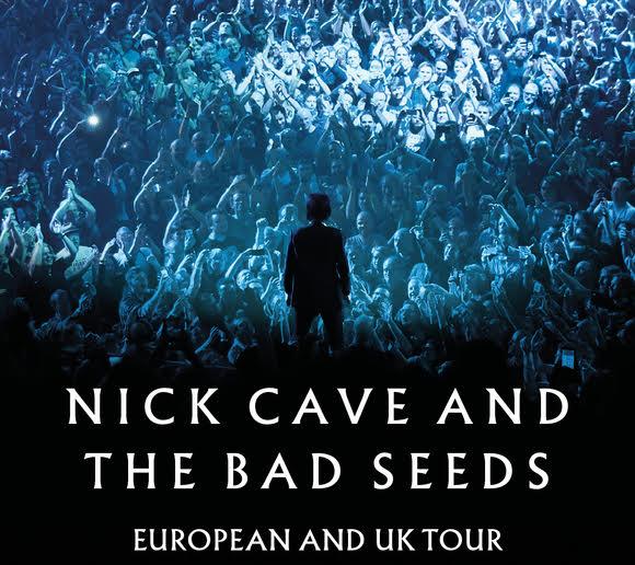 Nick Cave concierto Madrid y Barcelona