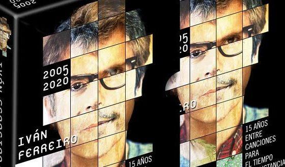 Iván Ferreiro 2005—2020: Quince años entre canciones para el tiempo y la distancia