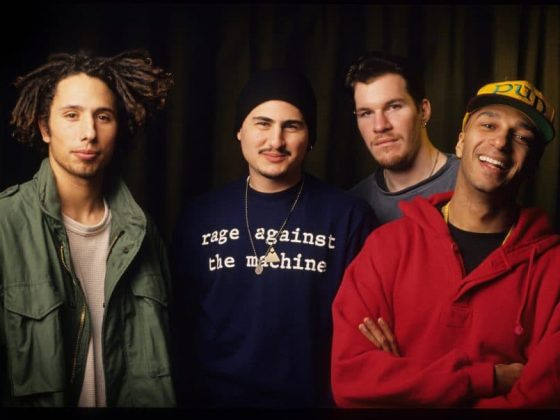 Vuelven Rage Against The Machine