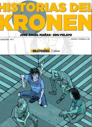 Historias del Kronen. El Kómik