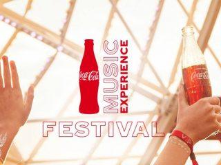 COCA COLA MUSIC EXPERIENCE 2020