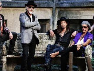 Concierto de Aerosmith en Madrid 2020
