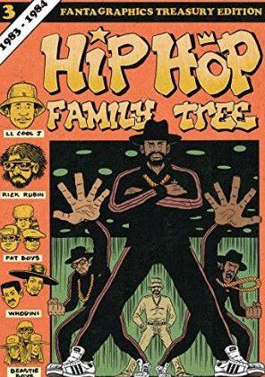 Hip Hop. Family Tree Vol. 3
