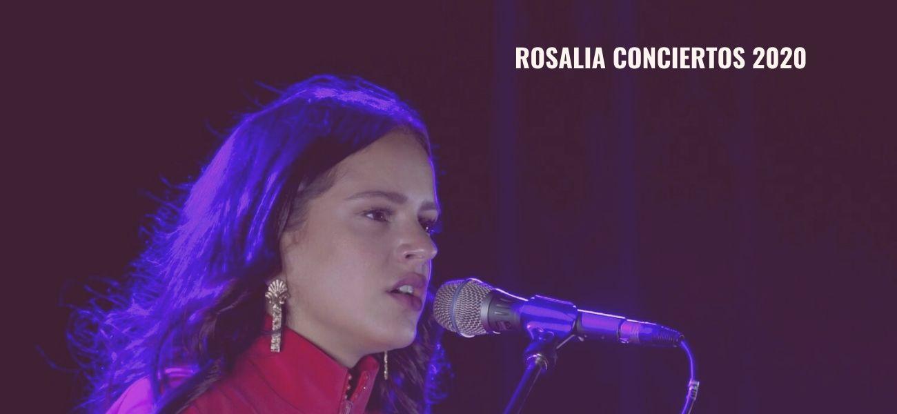 Rosalia Conciertos
