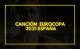 Canción Eurocopa 2021 España