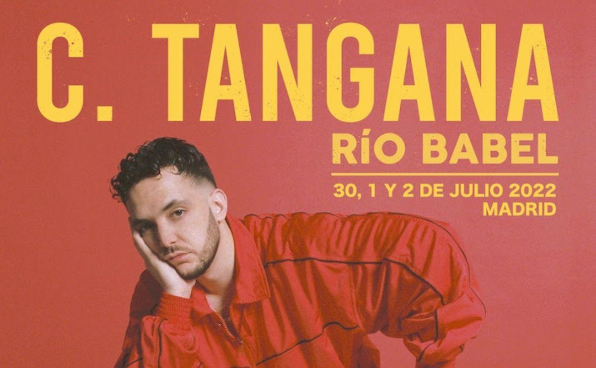 Rio Babel 2022 confirma a C Tangana